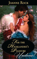 For The Highlander's Pleasure