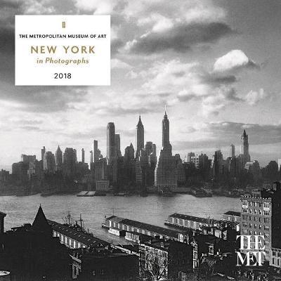 New York in Photographs 2018 Calendar