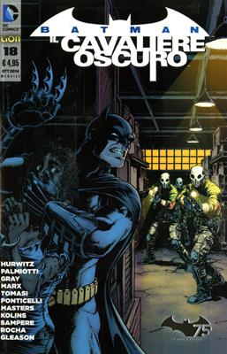 Batman Il Cavaliere Oscuro, n. 18