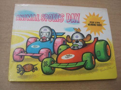 Animal Sports Day