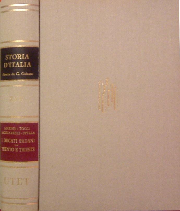Storia d'Italia - Volume XVII