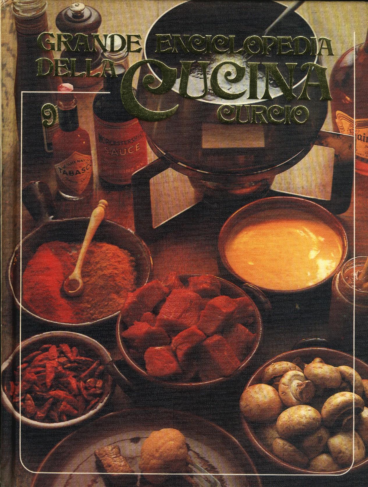 Grande Enciclopedia della Cucina Vol. 9 (ent-fla)