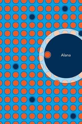 Etchbooks Alana, Dots, Wide Rule