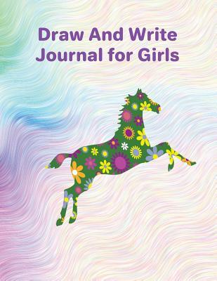 Draw And Write Journal for Girls
