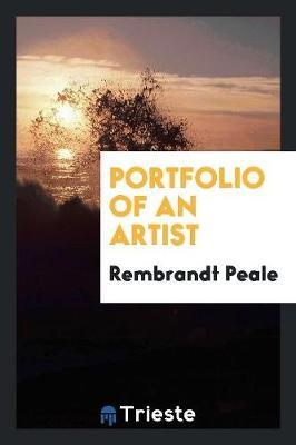 Portfolio of an Artist