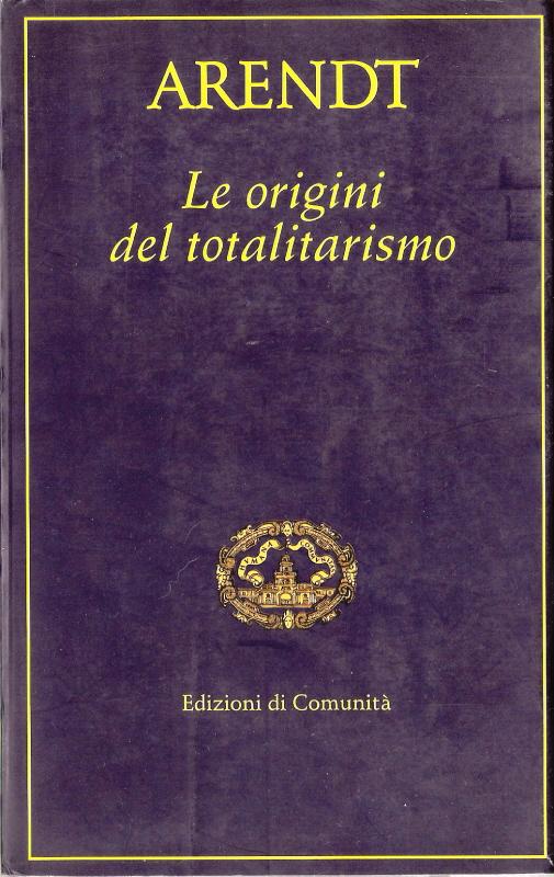 Le origini del totalitarismo
