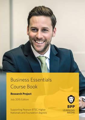 Business Essentials Research Project