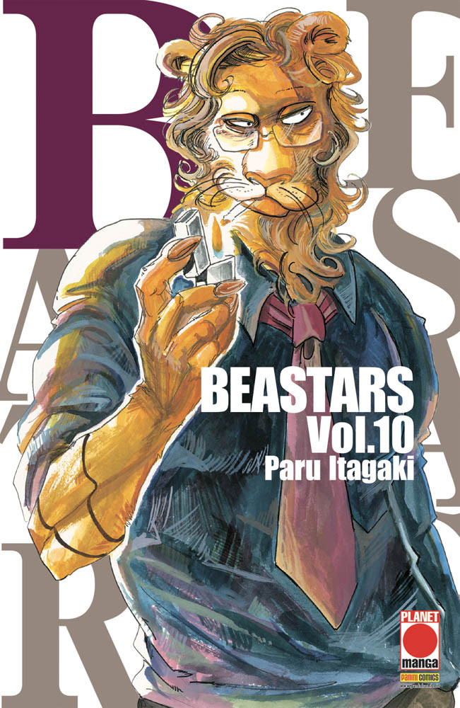 Beastars vol.10