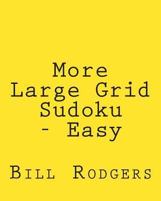 More Sudoku Easy