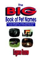 The Big Book of Pet Names