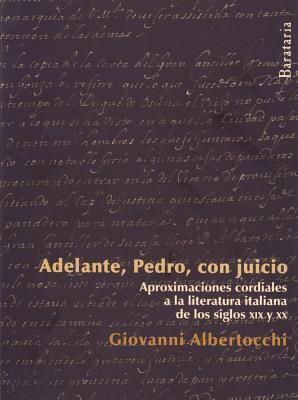Adelante, Pedro, con juicio / Go ahead, Peter, with wisdom