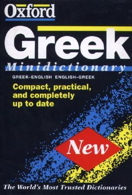 The Oxford Greek Minidictionary
