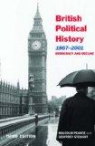 British Political History, 1867-2001