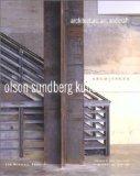 Olson Sundberg Kundig Allen Architects