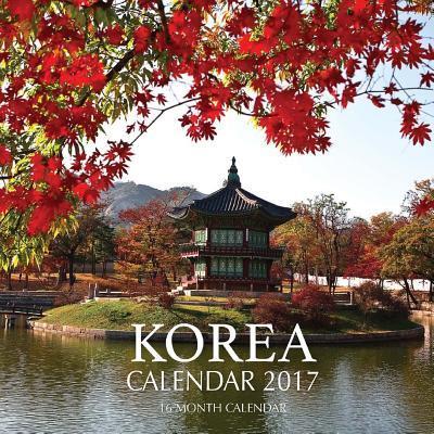 Korea Calendar 2017