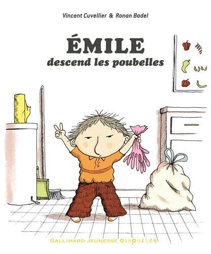 Émile descend les p...