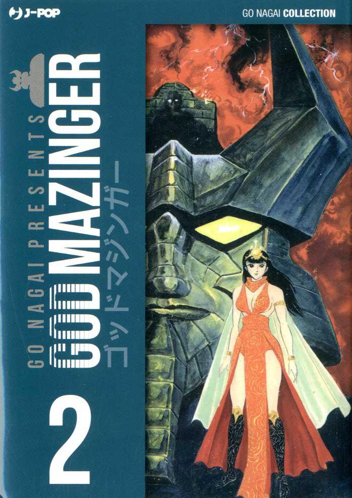 God Mazinger vol. 2