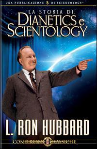La storia di Dianetics e Scientology. CD Audio