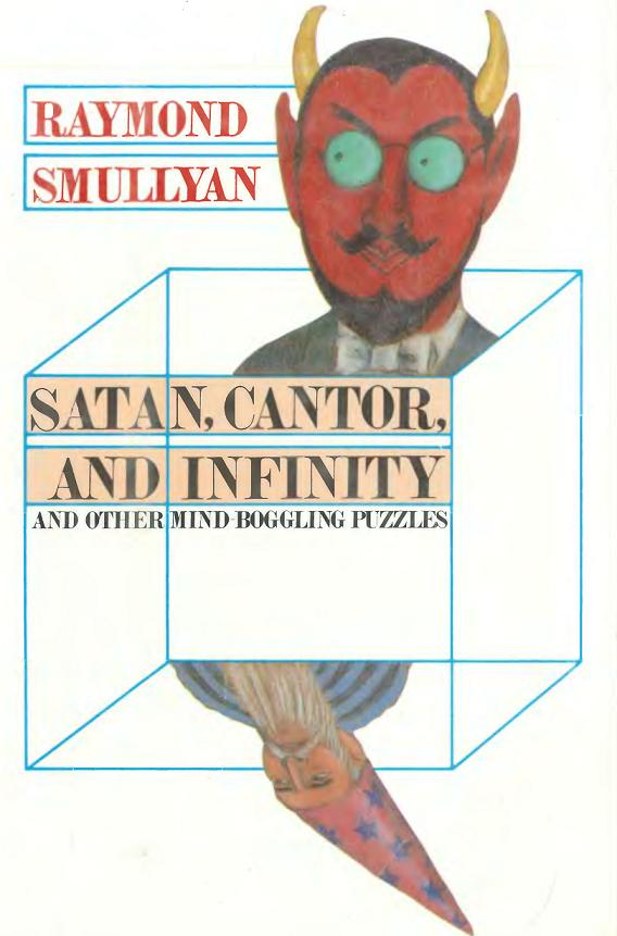 Satan, Cantor, And Infinity And Other Mind-bogglin