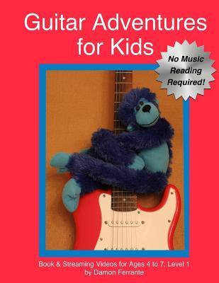 Guitar Adventures for Kids, Level 1