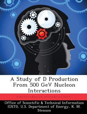 A Study of D Production From 500 GeV Nucleon Interactions