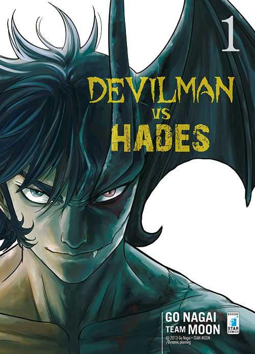 Devilman vs. Hades v...