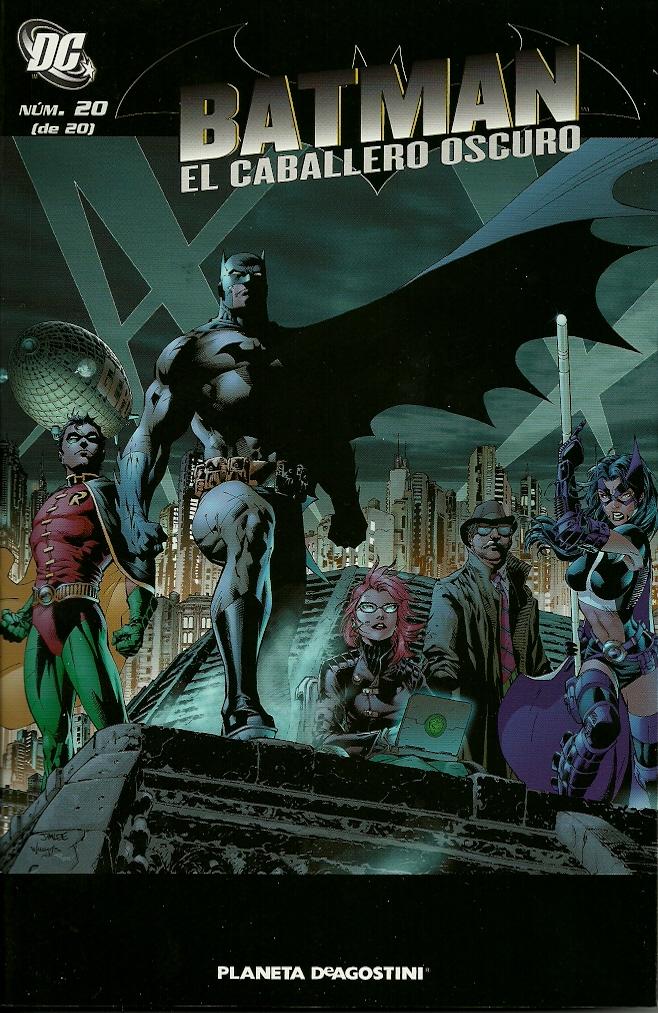 Batman: El caballero...