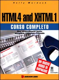 HTML 4 and XHTML 1