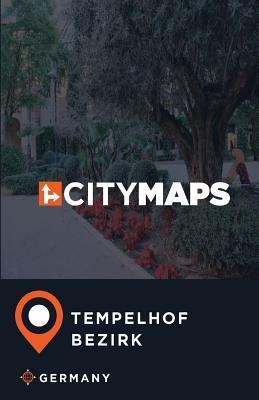 City Maps Tempelhof Bezirk Germany