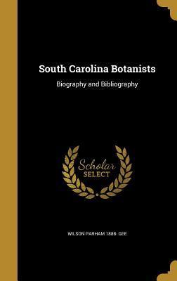 SOUTH CAROLINA BOTANISTS