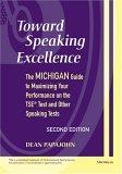 Toward Speaking Excellence, Second Edition