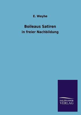 Boileaus Satiren
