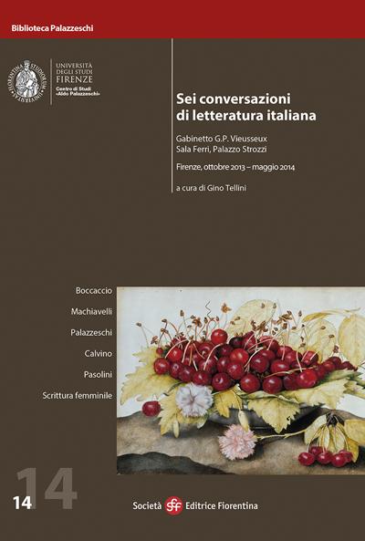 Sei conversazioni di letteratura italiana