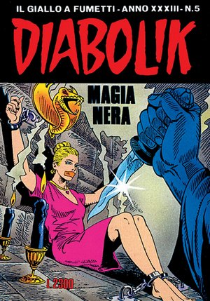 Diabolik Anno XXXIII n. 5