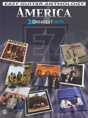 America - Easy Guitar Anthology