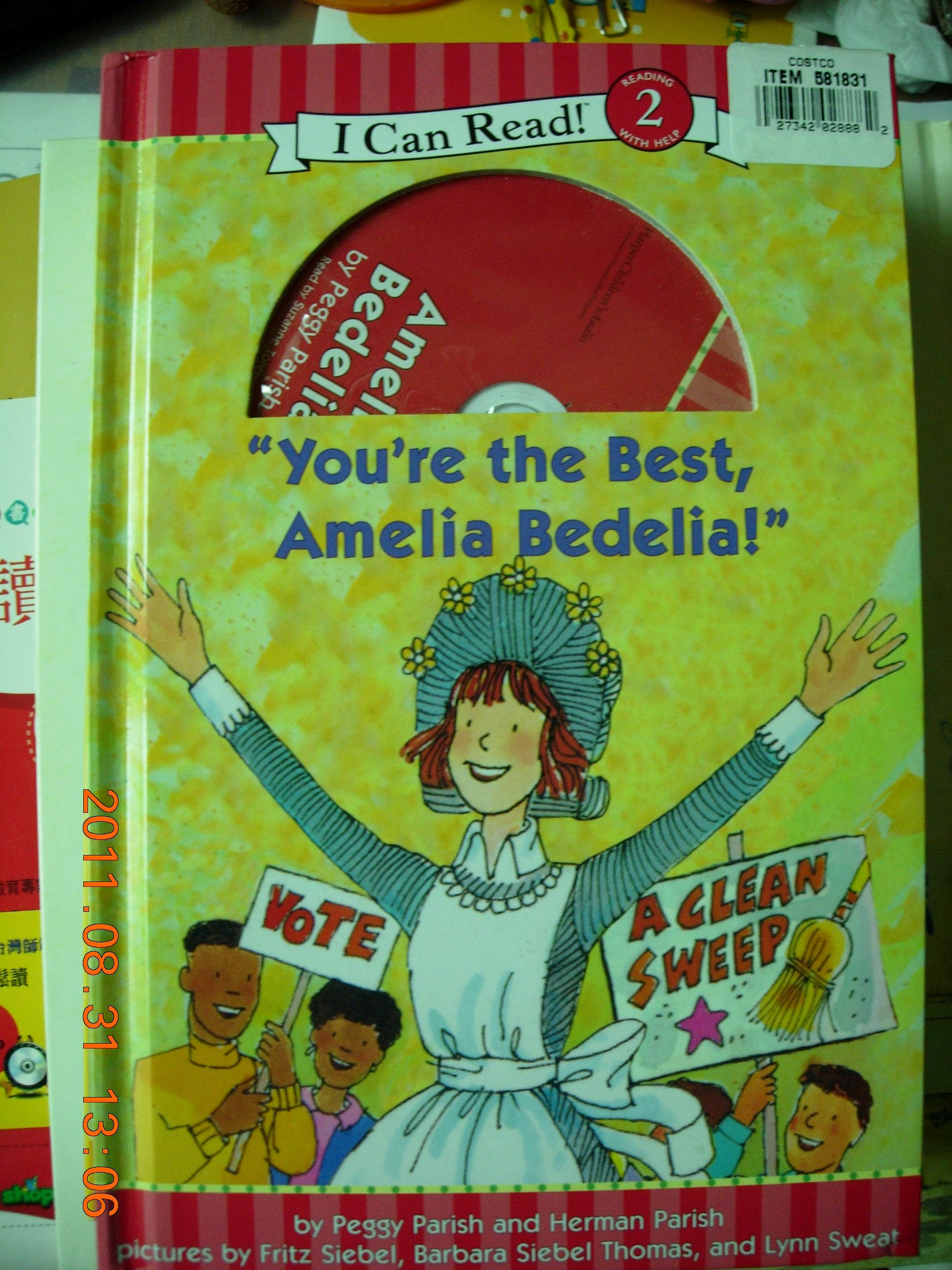 You're the Best, Amelia Bedelia!