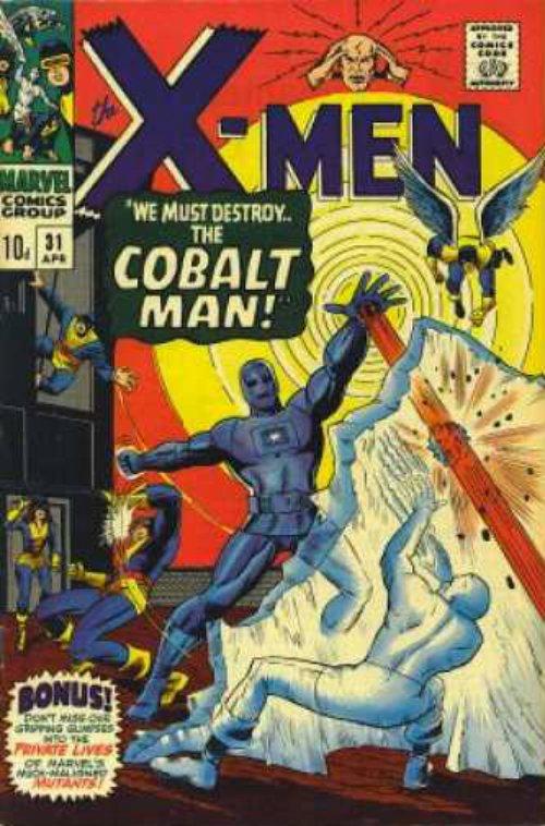 The X-Men Vol.1 #31