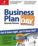 Business Plan in a D...