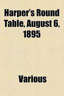Harper's Round Table, August 6 1895