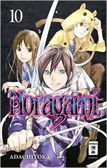 Noragami, Band 10