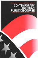 Contemporary American Public Discourse