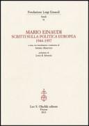 Mario Einaudi