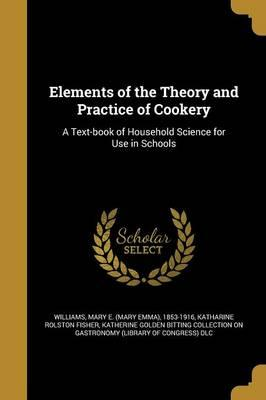 ELEMENTS OF THE THEORY & PRAC