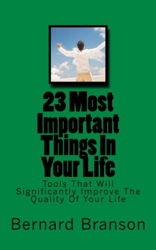 23 Most Important Things In Your Life