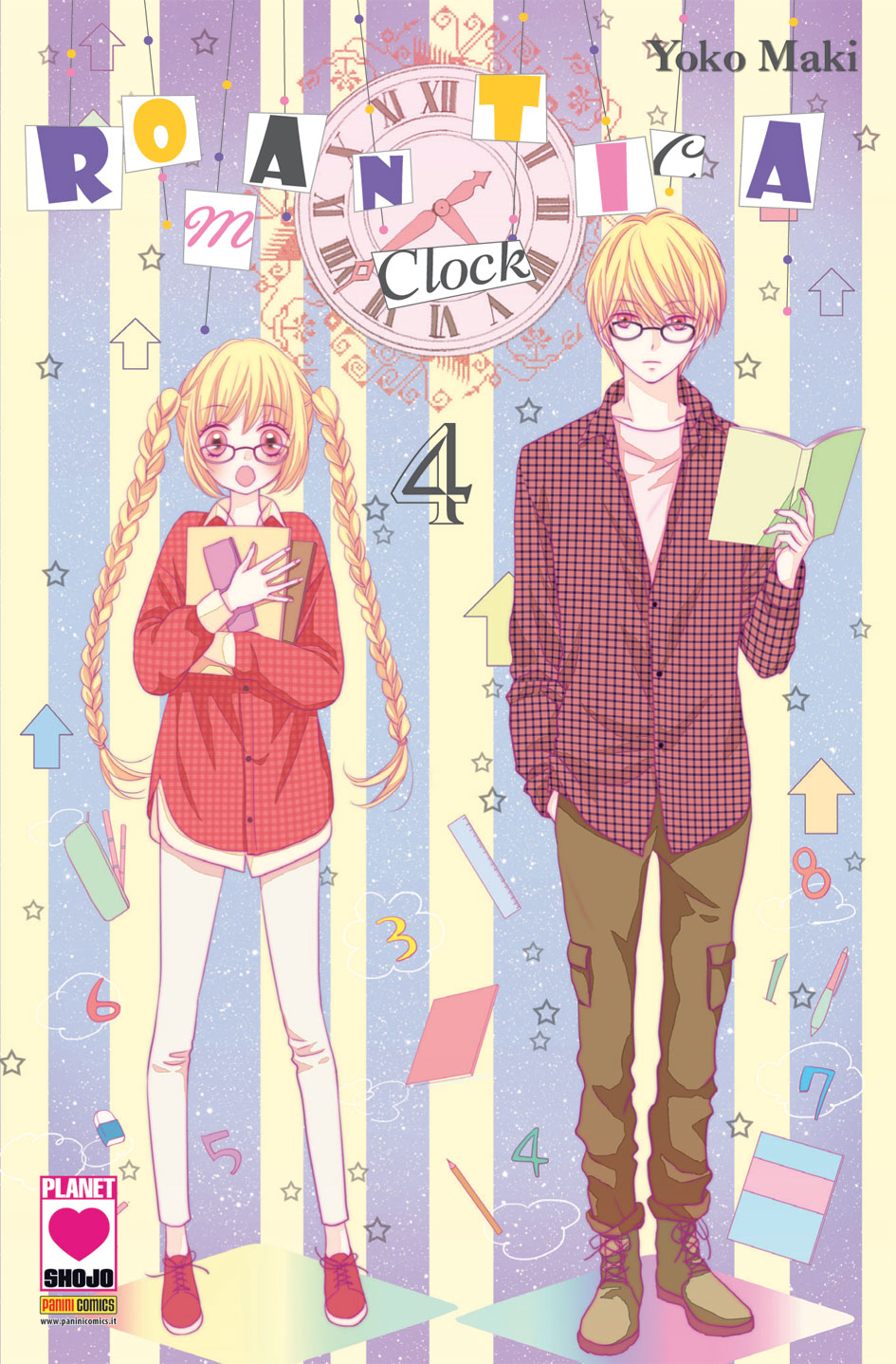 Romantica Clock vol. 4