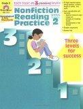 Nonfiction Reading Practice, Grade 2