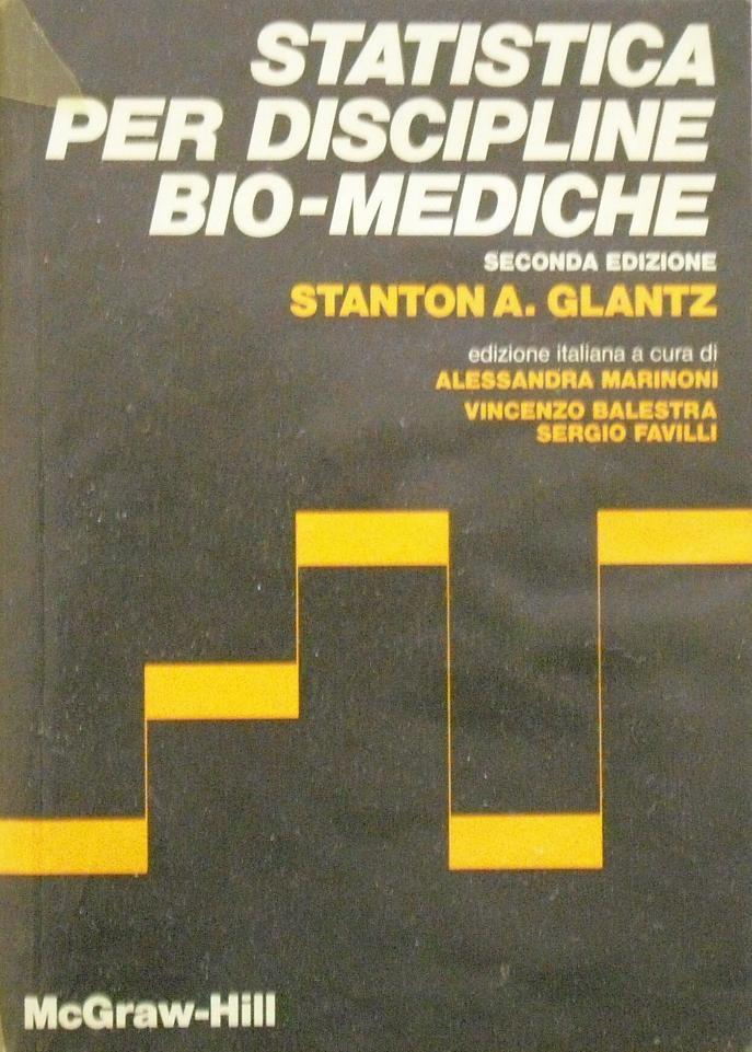 Statistica per discipline bio-mediche