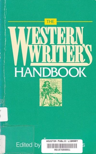 The Western Writer's Handbook