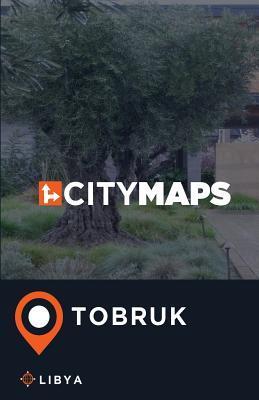 City Maps Tobruk Libya