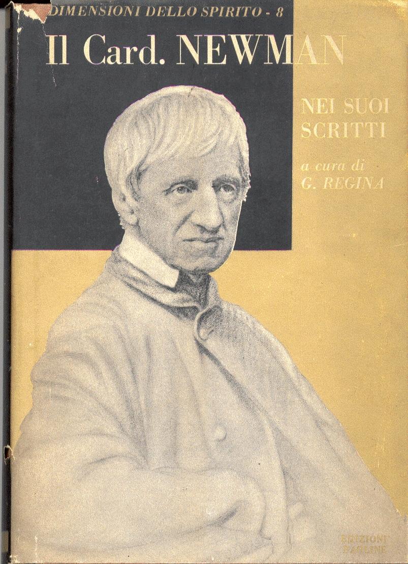 Il Card. Newman nei suoi scritti